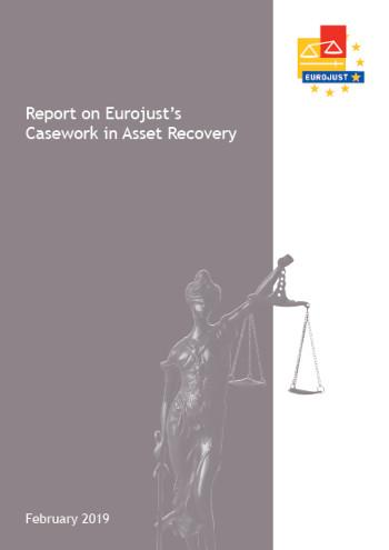 Report on Eurojust's casework in asset recovery
