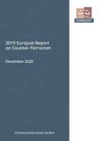 2019 Eurojust Report on Counter-Terrorism